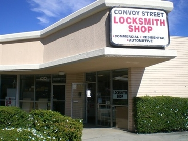 Locksmith Shop Located in San Diego, CA